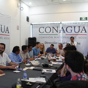 Campeche: A obras hídricas 83 mdp (Tribuna)