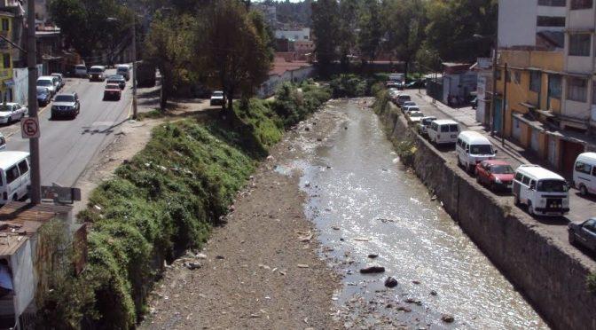 Estado de México: van por limpiar aguas negras del río Hondo (El Universal)