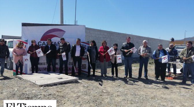 Coahuila: construyen con 6 millones pila de agua (El Tiempo)