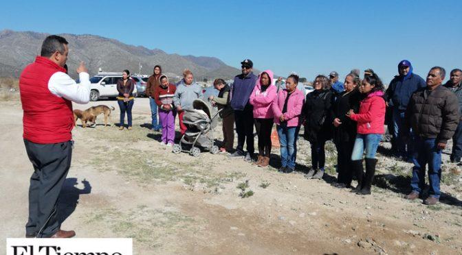 Coahuila: inician obra de rebombeo de agua potable en Colinas (El Tiempo)