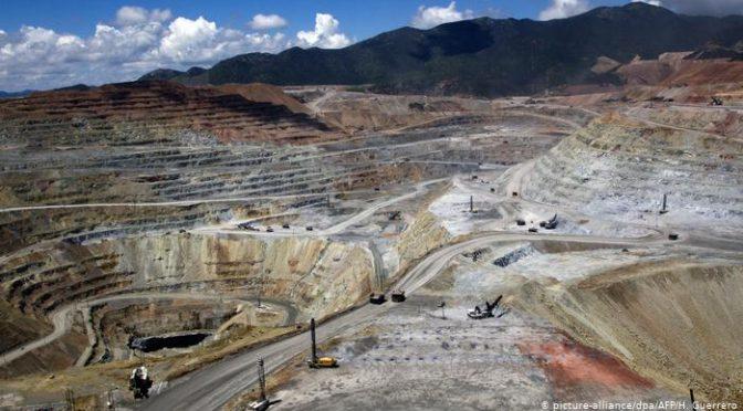 """México: """"La pelea por los yacimientos de agua será aún más brutal"""" (DW)"""