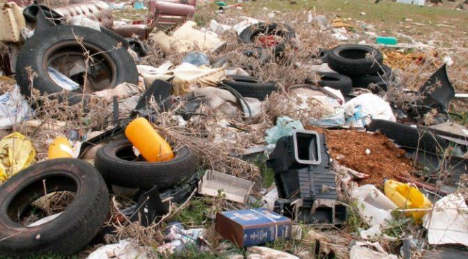 Edomex: Industria responsable del 60% de los desechos sólidos  (TresPM.mx)