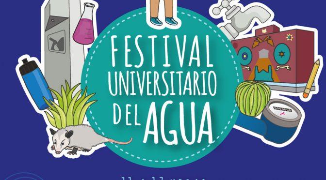 Festival Universitario del Agua 2020