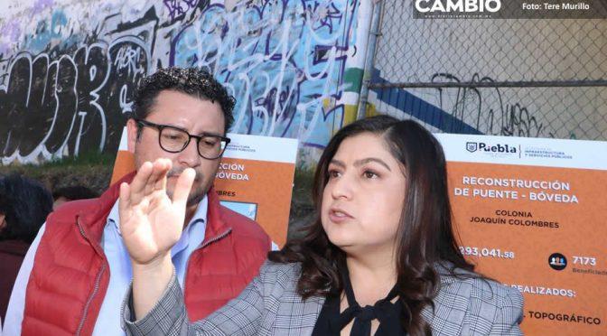 Puebla: Claudia pedirá a Conagua que le ayude a frenar contaminación de Alseseca y Atoyac (Cambio)
