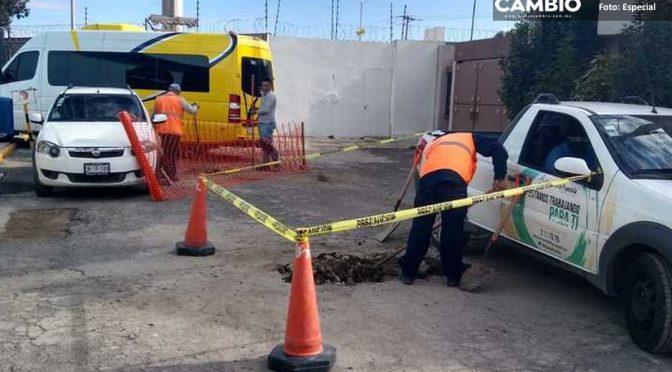Puebla: Iniciativa para acabar con terrorismo fecal de Agua de Puebla será votada este mes (Cambio)