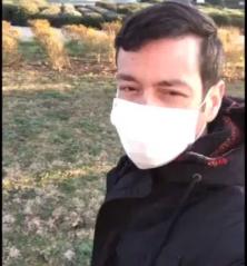 """""""Se está acabando el agua, el ambiente es desolador"""", dice mexicano que llegó de China (El Universal)"""