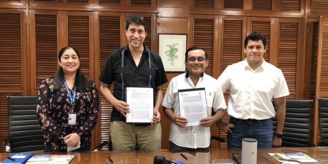 Quintana Roo: CICY y Amigos de Sian Ka´an a favor de la conservación de los ecosistemas (Inforural)