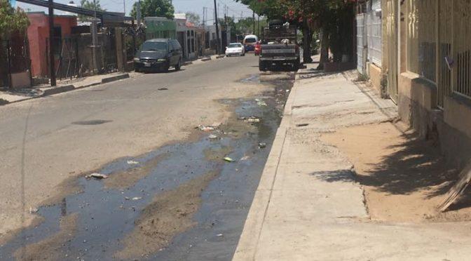 Sonora: tras derrame de aguas negras el Secretario de salud confirma responsabilidad (Expreso)