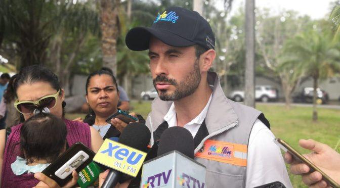 Veracruz: Sigue Conagua con retención de recursos de Medellín, ese dinero debería pagarlo Grupo MAS: Alcalde (Xeu noticias)