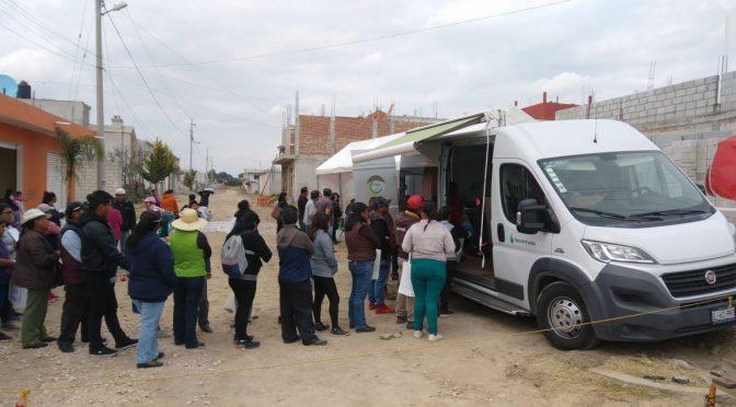 """Puebla: """"Caravanas del Agua"""" fomentan el uso responsable del vital líquido (24 horas)"""
