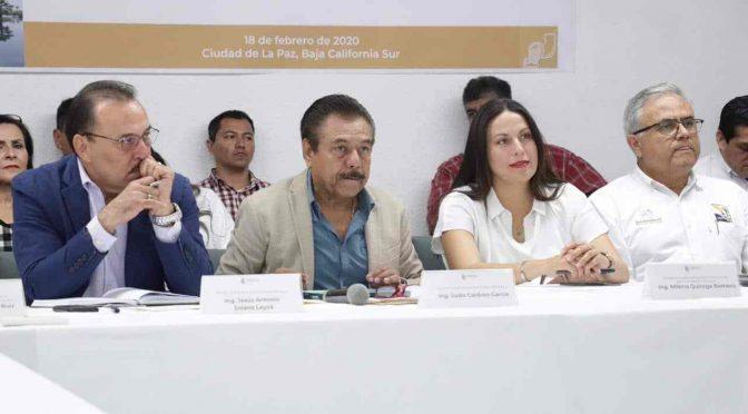 Importante seguir reglas de CONAGUA para traer obras a Baja California Sur; Milena Quiroga (Noticias La Paz)
