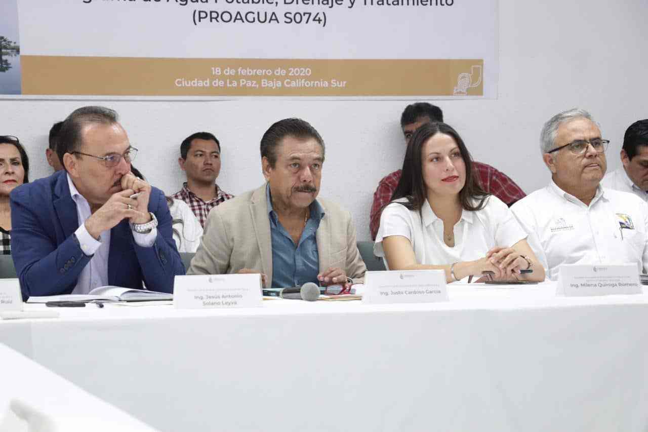 Baja California Sur: importante seguir reglas de CONAGUA para traer obras a BCS; Milena Quiroga (Noticias La Paz)