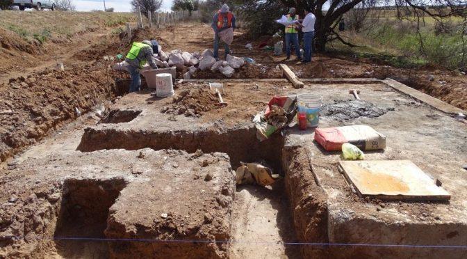 Zacatecas: invierte Gobierno de Tello 128.7 mdp en obras de agua potable, drenaje y plantas de tratamiento en Fresnillo (Fresnillo)
