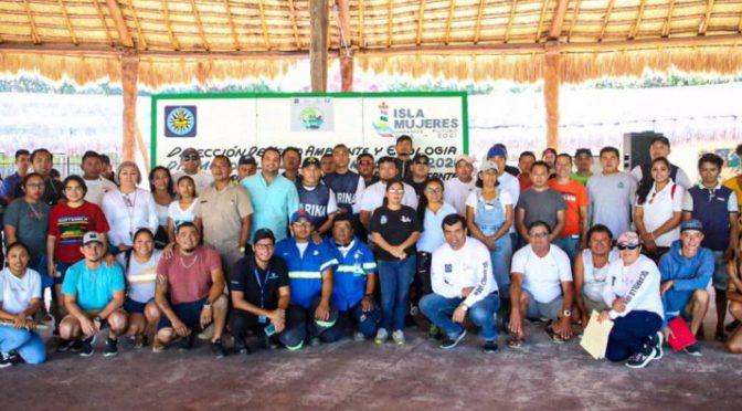 """Quintana Roo: Limpian Manglares En Isla Mujeres Por """"Día Mundial De Los Humedales"""" (Reporte 24 QR)"""