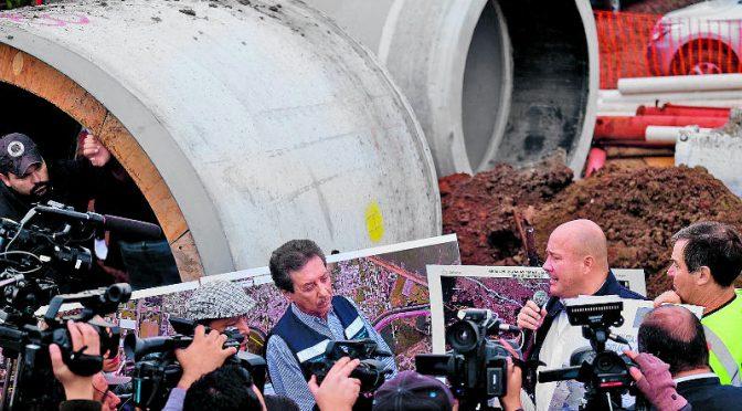 Jalisco: Gobierno limpiará el Río Santiago (24 horas)