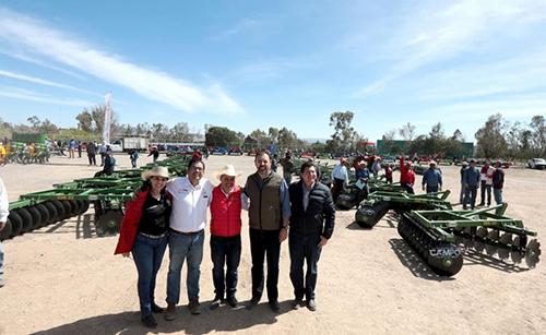 """Zacatecas: Inaugura gobernador Alejandro Tello presa """"Las Huertas"""", en el municipio de Pinos (La Jornada Zacatecas)"""