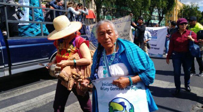 CDMX: Las voces detrás de la iniciativa ciudadana del agua (Pie de Página)