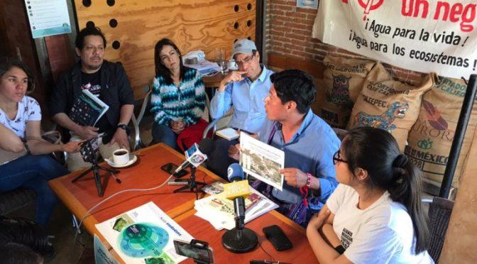 Chiapas alza la voz en favor de La Ley Ciudadana del Agua (Chiapas Paralelo)