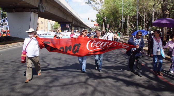 Chiapas: Coca Cola recorre el estado en búsqueda de mantos acuíferos (Chiapas Paralelo)
