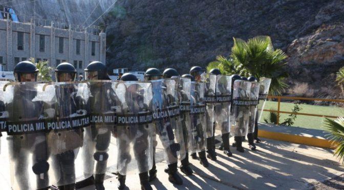 Chihuahua: refuerza Conagua medidas para evitar toma de presa La Boquilla (La Jornada)