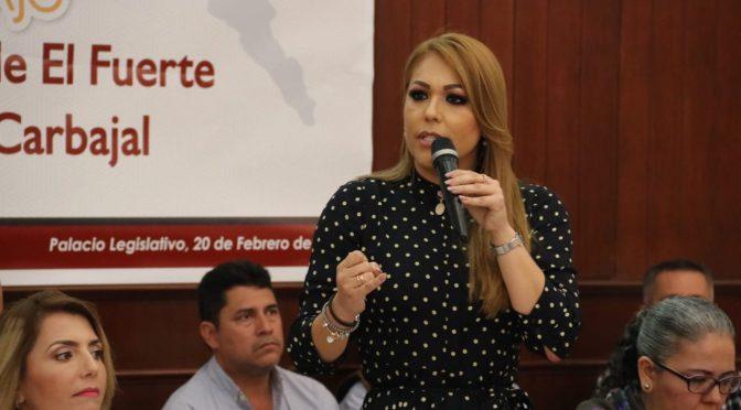Sinaloa: En comparecencia, alcaldesa de El Fuerte dice que agua no está contaminada (Línea Directa)
