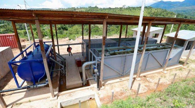 Chiapas: Van por Iniciativa ciudadana de Ley General de Aguas (El Universal)