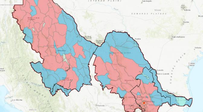 ¿Por qué las empresas prefieren usar agua fronteriza de México? (Rindecuentas)