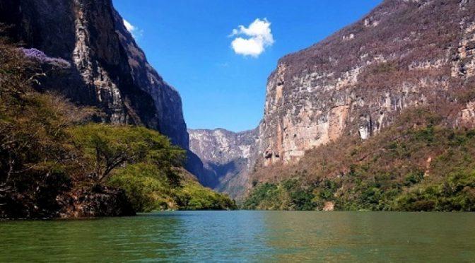 Chiapas: Río Grijalva, el más contaminado de México (cuarto poder)