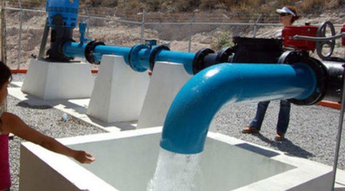Aguascalientes: más agua para la zona oriente (El Heraldo de Aguascalientes)