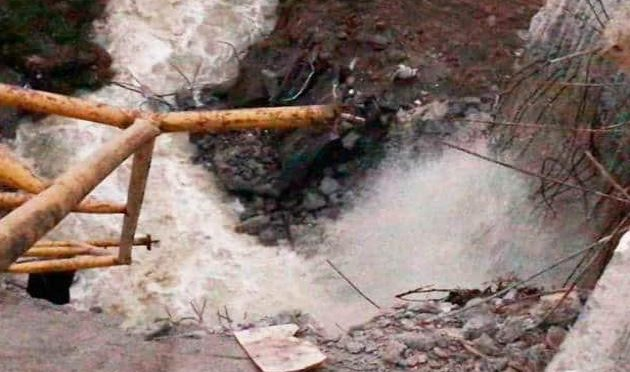 Nuevo León: Mata fuga de drenaje a peces del río Pesquería (El Horizonte)