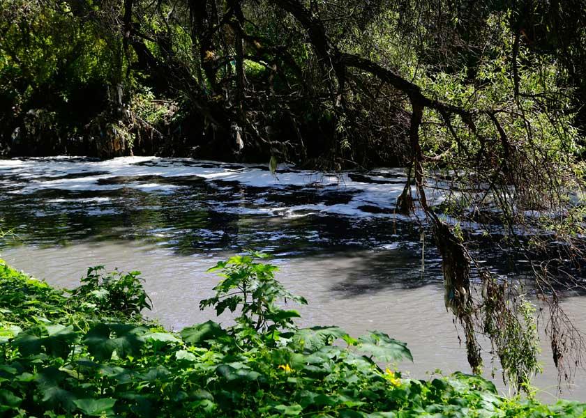 Estudio para estimar los beneficios ecológicos del proyecto integral para el saneamiento del Alto Atoyac en el estado de Puebla