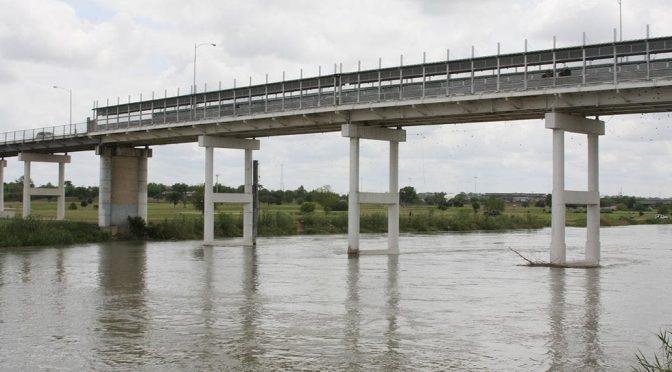 Tamaulipas: Alerta Protección Civil sobre aumento de caudal del río Bravo por trasvase de agua (La Rancheria del Aire)