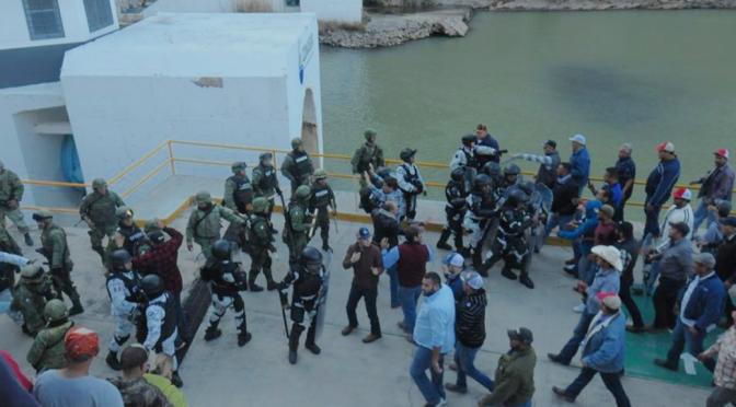 México: Se cumplirá Tratado Internacional de Aguas de 1944: AMLO a productores (La Jornada)
