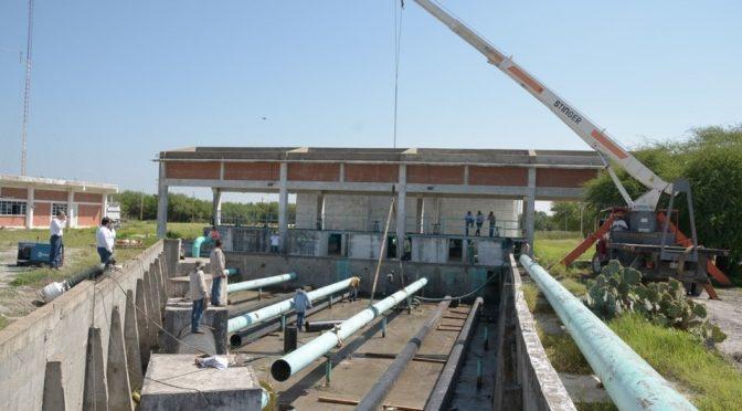 Ciudad Victoria: Cambiarán 25 km de tuberías por fugas de agua (Milenio)
