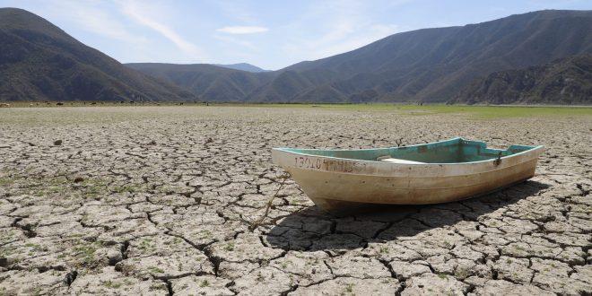 Hidalgo: laguna de Metztitlán se ha convertido en un desierto (Criterio Hidalgo)