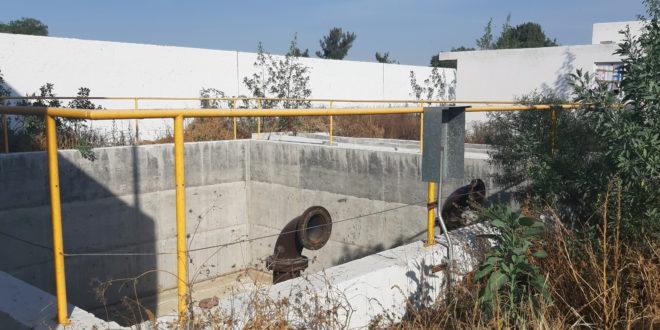 Hidalgo: desvalijan planta tratadora de aguas en la Cuenca Lechera (Criterio Hidalgo)