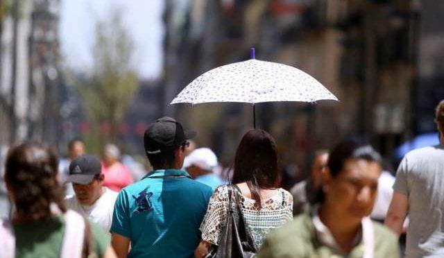 Conagua pronostica altas temperaturas en CDMX y Edomex para este jueves (Heraldo de México)