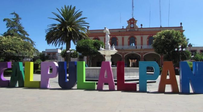 Puebla: Fluye agua en Calpulalpan, tras retención de presidente municipal (Milenio)