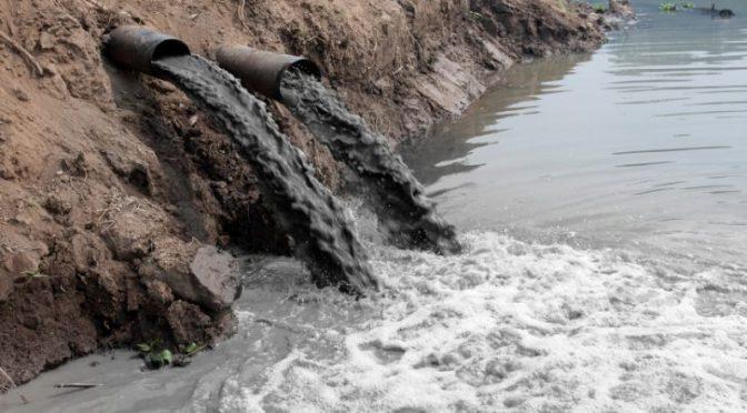 Inspeccionan 748 industrias para prevenir vertidos nocivos a la red de saneamiento (La verdad)