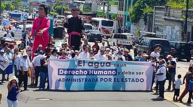 El Salvador: El agua, un recurso sobre el que aún hace falta legislar en América Central (Vatican News)