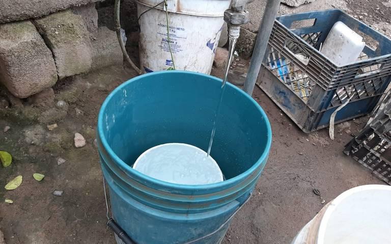 Sinaloa: Regresa el servicio de agua potable a Escuinapa (El Sol de Mazatlán)