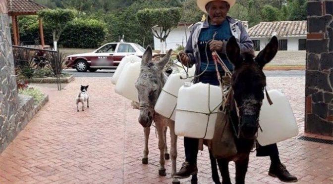 Veracruz: exigen pipas al ayuntamiento de Naolinco por desabasto de agua (Libertad Bajo Palabra)