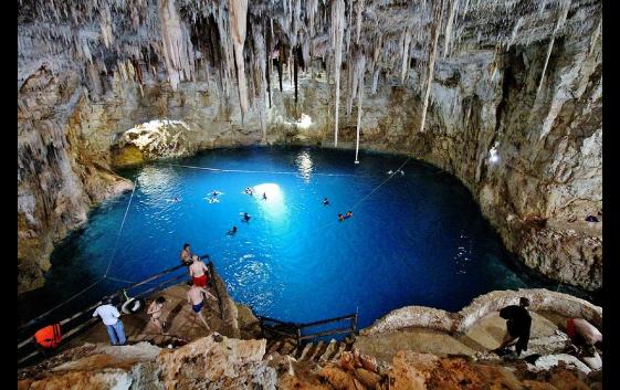 Península de Yucatán, sensible a la contaminación y extracción del agua (La Jornada Maya)