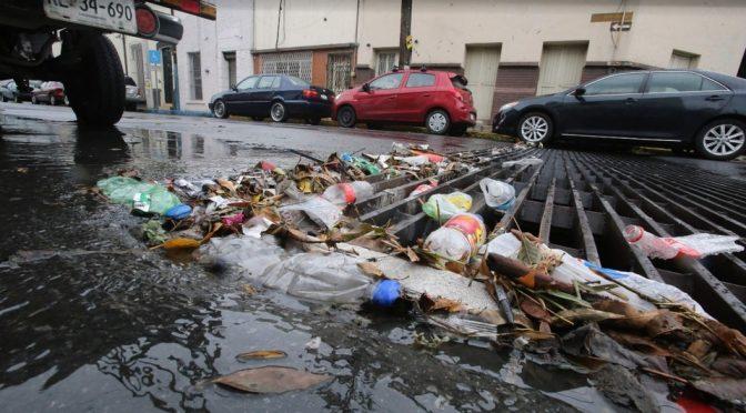 Monterrey: Responsabiliza AyD a ciudadanos de basura en drenajes (Milenio)