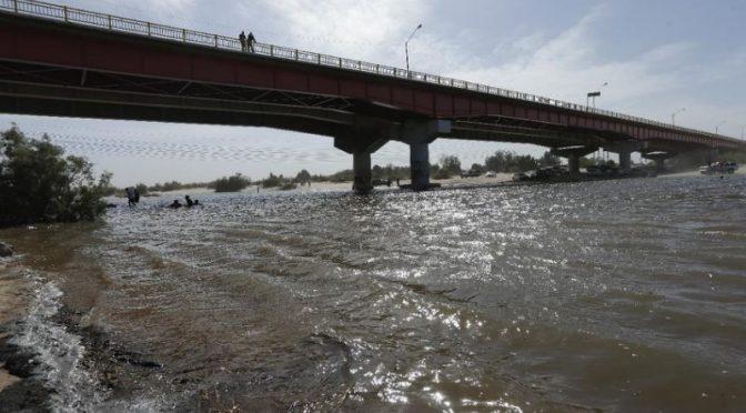 Baja California Norte: sin recorte de agua, se queda guardada (El Imparcial)