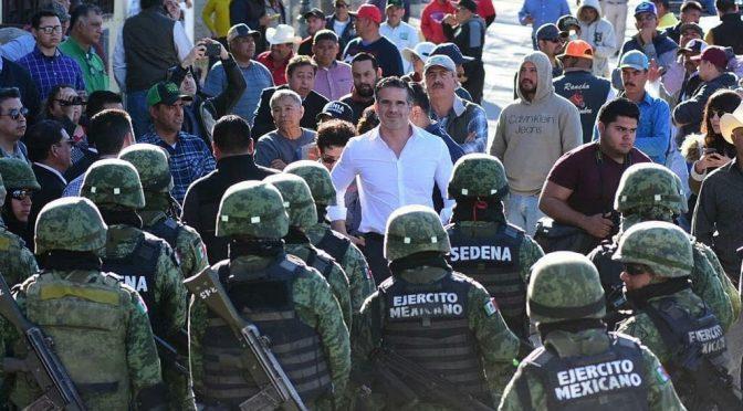 Chihuahua: las movilizaciones populares en defensa del agua de la presa La Boquilla (El Heraldo)