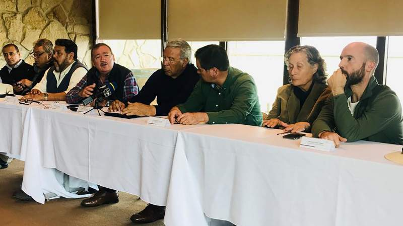 Baja California Norte: presentan proyecto de presa para el Valle de Guadalupe (El Vigía)