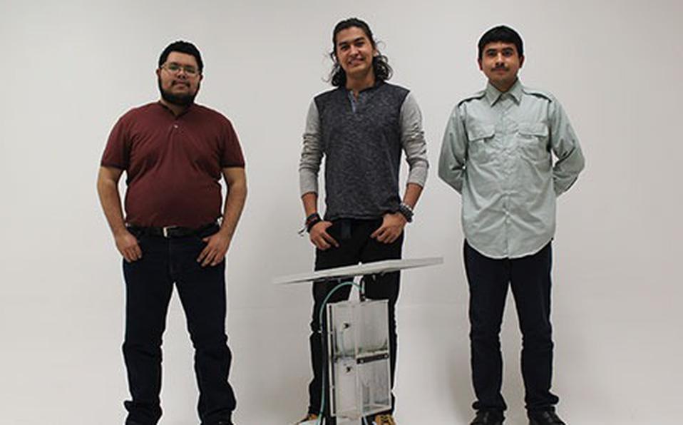Salamanca: Ganan estudiantes primer lugar en concurso municipal de agua autosustentable (Milenio)