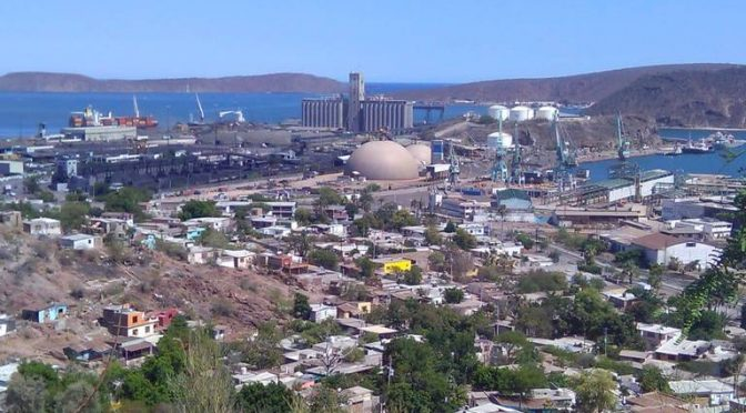 Sonora: Sin agua Guaymas y Empalme por protesta yaqui (El Sol de Hermosillo)
