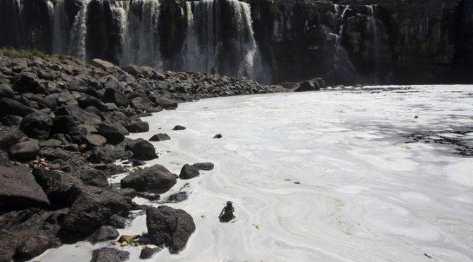 Guadalajara: Emiten queja ante CEDHJ por contaminación en Río Santiago (La Jornada)